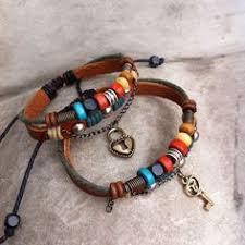 Пара стильных <b>мужских браслетов</b> из натурального гематита ...