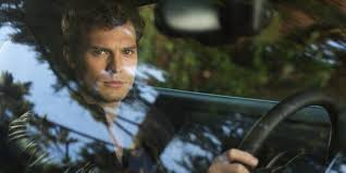 first look at 50 shades of grey shows christian in a car the first look at 50 shades of grey shows christian in a car the huffington post