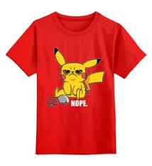 """Детские футболки унисекс c неординарными принтами """"Аниме ..."""