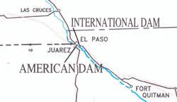 Diversion <b>Dams of the</b> U.S. IBWC