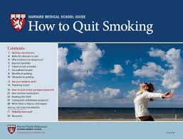 how to quit smoking solution for how to for dummies how to quit smoking harvard health