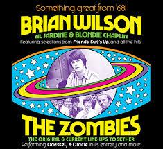 <b>Brian Wilson</b> & The Zombies   Portland'5