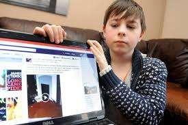 connor williams has d and shamed seven bully pupils he connor williams 12 has d and shamed seven bully pupils he says are making