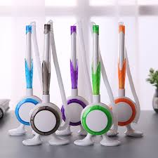 10pcs/<b>lot</b> office table gel pens counter desktop pen can be pasted ...