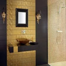 simply chic bathroom tile