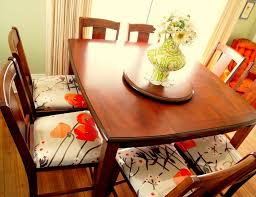 Floral Dining Room Chairs Dark Wooden Chairs And Elegant Floral Chairs For Cute Dining Room
