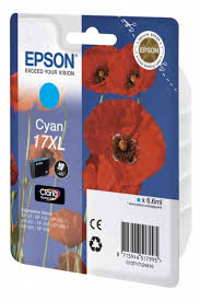 <b>Картридж EPSON</b> Expression Home XP-33/103/203 <b>Cyan</b> (T1712 ...