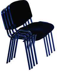 Modern Black <b>Stacking Office Chairs for</b> - Buy Online in Mongolia at ...