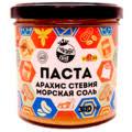<b>Арахисовая паста Royal</b> Nut с морской солью и стевией (300гр ...