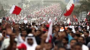 Image result for بازگشت انقلابیون بحرین به میدان لؤلؤ