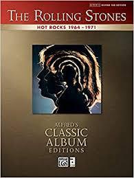 <b>Rolling Stones</b>: <b>Hot</b> Rocks 1964-1971 Authentic Guitar-Tab Editions ...