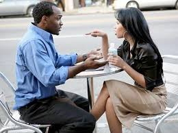 Image result for discussing the ex