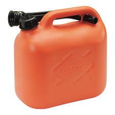 <b>Канистра</b> для бензина 5 л купить по цене 549 руб. в ОБИ