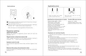 instruction manuals retrotouch designer light switches plug rts mini remote instruction manual