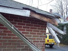 Fascia Damage From Damage Done by Clogged Gutters