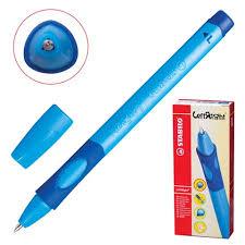 """Купить <b>Ручка шариковая STABILO</b> """"<b>Left</b> Right"""", СИНЯЯ, для ..."""