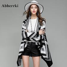 Elegant <b>Autumn Winter</b> Women's Knitted Cardigan Long Sweater ...