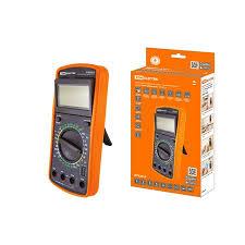 Купить <b>Мультиметр цифровой</b> МастерЭлектрик DT9205A ...