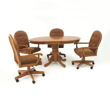 casual dining chairs with casters: fancy caster dining chairs on home design ideas with caster dining chairs
