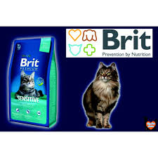 <b>Brit Premium Cat Sensitive</b> 8KG | Shopee Malaysia