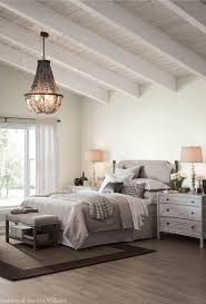 bedroom design idea: bedroom design with a soothing color palette