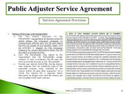Notice of assignment of contract  Order Dissertation results
