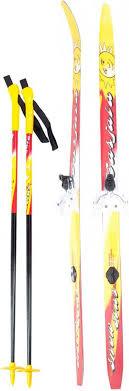 Беговые <b>лыжи</b> Karjala Snowstar 3913 с <b>креплением 75 мм</b> ...