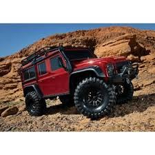 <b>Traxxas TRX</b>-<b>4</b> Land Rover Defender <b>радиоуправляемая</b> модель ...