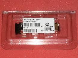 <b>Switch Modules</b> 1310nm <b>optic</b> Transceiver 456098-001 455889-B21 ...