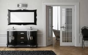furniture ideas mirrors wall hung mirror bathroom bathroom furniture interior ideas mirrored wall