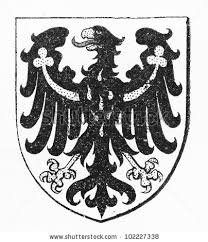 Image result for germany coat of arms drawing