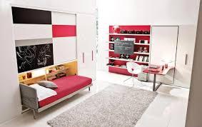 girls room playful bedroom furniture kids:  pink daybed