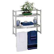 bathroom tempered glass shelf: quot w bathroom shelf zenith products  w bathroom shelf