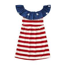 Buy Lavany Girls <b>Dress</b> Lavany Baby Girls <b>Dress</b>, 4Th Of <b>July</b> Off ...