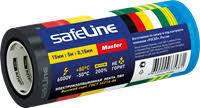 <b>Изолента SAFELINE</b> Master <b>15/5 комплект</b> 7 цветов – купить в ...