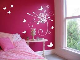 bedroom painting designs: bedroom wall paint designs bedroom bedroom wall painting designs home design ideas throughout