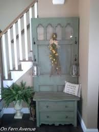 foyer entryway door dresser hall tree upcycle foyer painted furniture repurposing upcycling amazing entryway furniture hall tree image
