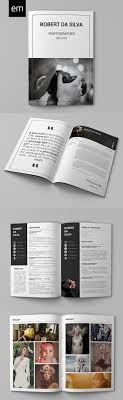 creative cv resume templates cover letter portfolio photography resume portfolio pack