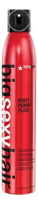 <b>Мусс</b>-<b>спрей для объема</b> влагостойкий <b>Big</b> Root Pump Plus ...