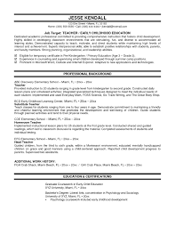professional teacher and early childhood teacher resume example professional teacher and early childhood teacher resume example