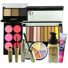 GORON 8PCS Makeup Set Eyeshadow Blusher Concealer <b>Eyebrow</b> ...