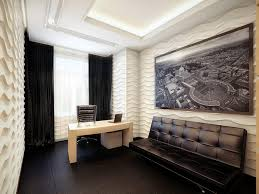 white and black office black and white office design