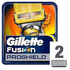Сменные <b>кассеты Gillette Fusion ProShield</b> (2 шт.)-in Бритва from ...