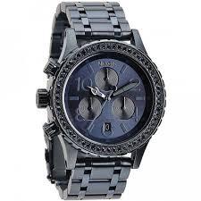 <b>Часы NIXON 38-20</b> Chrono A/S All Deep Blue Crystal — купить в ...
