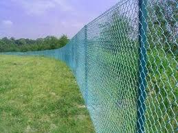 Забор из сетки рабица - Как выбрать? - YouTube