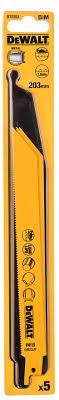 <b>Полотно пильное по</b> металлу (203 мм; шаг зубьев 1.8 мм) 5 шт ...