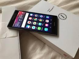 Huawei ascend p7 dual sim card 5 inch 16gb 13 megapixel! | in ...