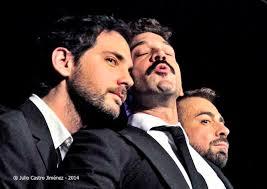 Diego Lescano, Alfonso Gómez y Jesús Amate son el trío de la obra. - _jcj4380_capf-bdb7d