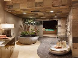 shaped bathroom luxury