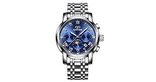 <b>KINYUED</b> Business <b>Watch</b> 3ATM Water-resistant <b>Mechanical</b> ...